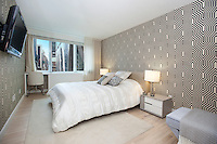 Bedroom at 322 West 57th Street