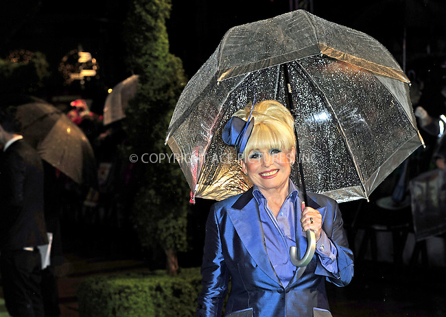 """WWW.ACEPIXS.COM . . . . .  ..... . . . . US SALES ONLY . . . . .....February 25 2010, New York City....Barbara Windsor at the UK premiere of """"Alice in Wonderland"""" on February 25 2010 in London......Please byline: FAMOUS-ACE PICTURES... . . . .  ....Ace Pictures, Inc:  ..tel: (212) 243 8787 or (646) 769 0430..e-mail: info@acepixs.com..web: http://www.acepixs.com"""