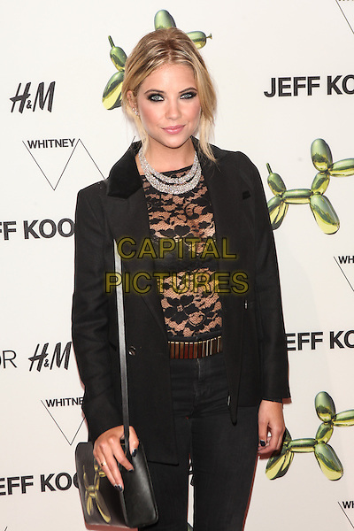 NEW YORK, NY - JULY 15: Ashley Benson attends the H&amp;M Flagship Fifth Avenue Store launch event at H&amp;M Flagship Fifth Avenue Store on July 15, 2014 in New York City.  <br /> CAP/MPI/COR99<br /> &copy;COR99/MPI/Capital Pictures
