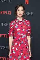 LOS ANGELES, CA - MAY 30: Alison Brie, at the #NETFLIXFYSEE Glow Event at NETFLIX FYSEE Raleigh Studios in Los Angeles, California on May 30, 2018. <br /> CAP/MPIFS<br /> &copy;MPIFS/Capital Pictures