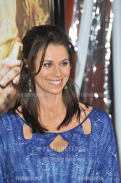 "Jennifer Taylor at the premiere of HBO miniseries ""The Pacific"" at Grauman's Chinese Theatre, Hollywood..February 24, 2010  Los Angeles, CA.Picture: Paul Smith / Featureflash"