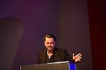 BERLIN, 29.5.2016. Präsentation der Ergebnisse des ersten Jahres Dialogperspektiven: Religionen und Weltanschauungen im Gespräch im Jüdischen Museum Berlin.  Jo Frank (Photo by Gregor Zielke)