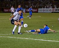 Brian Ching during FIFA World Cup qualifier against El Salvador. USA tied El Salvador 2-2 at Estadio Cuscatlán Stadium in El Salvador on March 28, 2009.