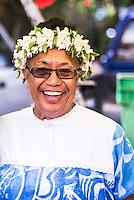 Punanga Nui Saturday Market, Rarotonga, Cook Islands