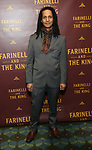 Huss Garbiya attends the Broadway Opening Night performance After Party for 'Farinelli and the King' at The Belasco Theatre on December 17, 2017 in New York City.
