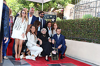 LOS ANGELES - OCT 28:  Lina Wertmuller, Family at the Lina Wertmuller Star Ceremony on the Hollywood Walk of Fame on October 28, 2019 in Los Angeles, CA