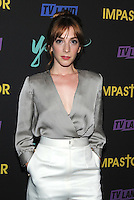 NEW YORK, NY - SEPTEMBER 27:  Molly Bernard  from the cast of 'Younger'  attends the 'Younger' Season 3 and 'Impastor' Season 2 New York premiere party at Vandal on September 27, 2016 in New York City.   Photo Credit: John Palmer/MediaPunch