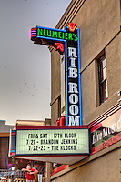 Neumeier's Rib Room on Garrison Avenue in historic downtown Fort Smith Arkansas.