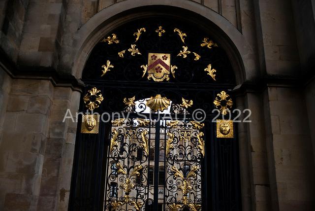 Oxford University<br /> Oxford, United Kingdom<br /> November 2018<br /> <br /> All Souls College.