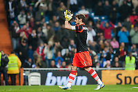 Iker Casillas in his comeback