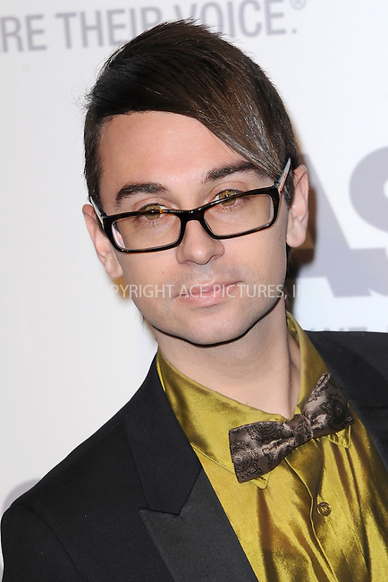 WWW.ACEPIXS.COM<br /> April 9, 2015 New York City<br /> <br /> Christian Siriano attending the 18th Annual ASPCA Bergh Ball at the Plaza Hotel on April 9, 2015 in New York City.<br /> <br /> Please byline: Kristin Callahan/AcePictures<br /> <br /> ACEPIXS.COM<br /> <br /> Tel: (646) 769 0430<br /> e-mail: info@acepixs.com<br /> web: http://www.acepixs.com