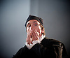Wolf Hall &amp; Bring Up the Bodies <br /> at Aldwych Theatre, London, Great Britain <br /> press photocall <br /> 15th May 2014 <br /> <br /> Lydia Leonard as Anne Boleyn<br /> <br /> Ben Miles as Thomas Cromwell <br /> <br /> Nathaniel Parker as Henry VIII <br /> <br /> Nicholas Day <br /> <br /> Nicholas Boulton <br /> <br /> Oscar Pearce<br /> <br /> Matthew Pidgeon <br /> <br /> John Ramm<br /> <br /> Giles Taylor<br /> <br /> Robert MacPherson <br /> <br /> Matthew Foster <br /> <br /> Paul Jesson <br /> as Cardinal Wolsey