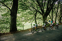 Team Dimension Data<br /> <br /> Time Trial through the magnificent Lake District National Park in Cumbria<br /> <br /> Stage 5 (TTT): Cockermouth to Whinlatter Pass (14km)<br /> 15th Ovo Energy Tour of Britain 2018