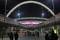 19.11.2013: England vs. Deutschland