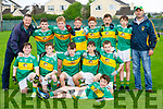 The John Mitchells Team who took part in the Denis O'Connor/Lee Strand U13 Invitational Football Tournament at Austin Stacks Gaa Club, Tralee on Saturday