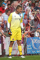 Charlton Athletic goalkeeper, Ashley Maynard-Brewer during Welling United vs Charlton Athletic, Friendly Match Football at the Park View Road Ground on 13th July 2019