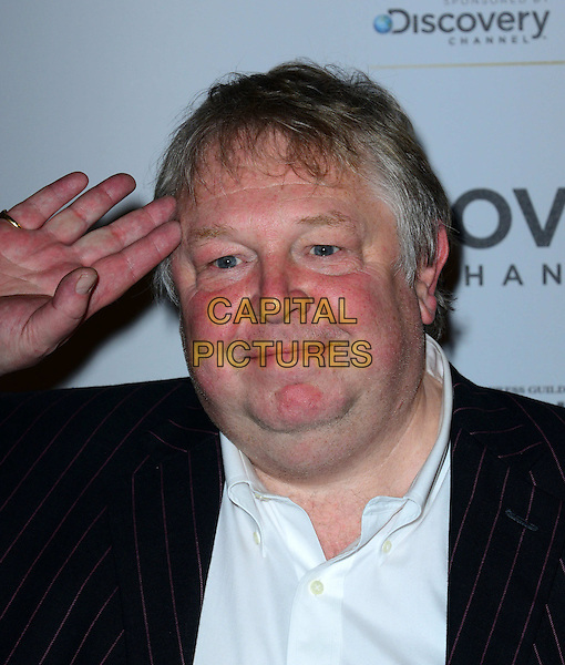 LONDON, ENGLAND - MARCH 28: Nick Ferrari attend the Broadcasting Press Guild Awards sponsored by The Discovery Channel at Theatre Royal on March 28, 2014 in London, England.<br /> CAP/JOR<br /> &copy;Nils Jorgensen/Capital Pictures