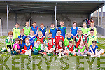 Ardfert NS at the North Kerry Primary schools Hurling Blitz at Ballyheigue on Thursday