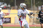 Torrance, CA 05/11/13 - Fernando Delgado (St Margarets #24) in action during the Harvard Westlake vs St Margarets 2013 Los Angeles / Orange County Championship game.  St Margaret defeated Harvard Westlake 15-8.