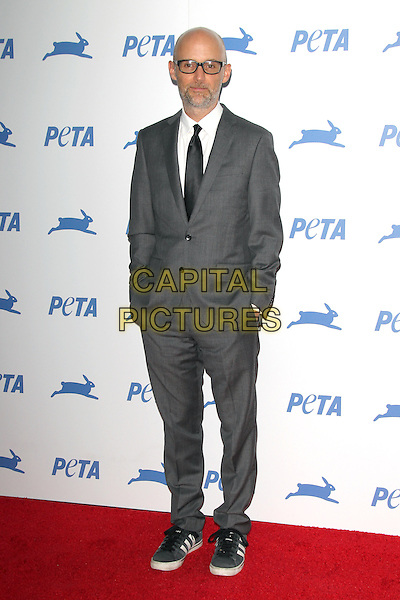 LOS ANGELES, CA - SEPTEMBER 30: Moby at PETA's 35th Anniversary Party at Hollywood Palladium on September 30, 2015 in Los Angeles, California. <br /> CAP/MPI22<br /> &copy;MPI22/Capital Pictures