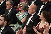Patrick Stewart attends the live ABC Telecast of The 90th Oscars&reg; at the Dolby&reg; Theatre in Hollywood, CA on Sunday, March 4, 2018.<br /> *Editorial Use Only*<br /> CAP/PLF/AMPAS<br /> Supplied by Capital Pictures