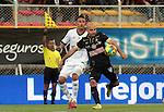 Bogotá- Equidad Seguros venció 2 por 0 a Once Caldas, en el partido correspondiente a la décima jornada del Tornero Clausura 2014, desarrollado el 20 de septiembre en el estadio Metropolitano Techo.