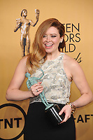 Natasha Lyonne at the 2015 Screen Actors Guild  Awards at the Shrine Auditorium.<br /> January 25, 2015  Los Angeles, CA<br /> Picture: Paul Smith / Featureflash