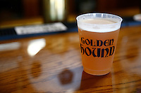 Golden Hound Beer