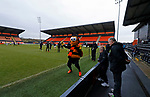 Barnet 2 Morecambe 0, 16/12/2017. The Hive, League Two. The Barnet mascot. Photo by Paul Thompson.