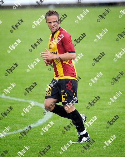 2012-06-24 / Voetbal / seizoen 2012-2013 / KV Mechelen / Robin Henkens..Foto: Mpics.be