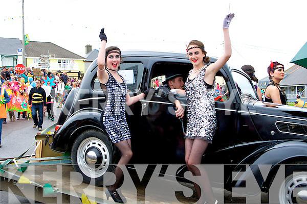 At the Ballyheigue Summer Festival on Sunday