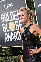 Giuliana Rancic arrives at the 75th Annual Golden Globe Awards at the Beverly Hilton in Beverly Hills, CA on Sunday, January 7, 2018.<br /> *Editorial Use Only*<br /> CAP/PLF/HFPA<br /> &copy;HFPA/Capital Pictures