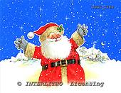 GIORDANO, CHRISTMAS SANTA, SNOWMAN, WEIHNACHTSMÄNNER, SCHNEEMÄNNER, PAPÁ NOEL, MUÑECOS DE NIEVE, paintings+++++,USGI2263,#X#