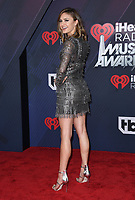 11 March 2018 - Inglewood, California - Christine Evangelista. 2018 iHeart Radio Awards held at The Forum. <br /> CAP/ADM/BT<br /> &copy;BT/ADM/Capital Pictures