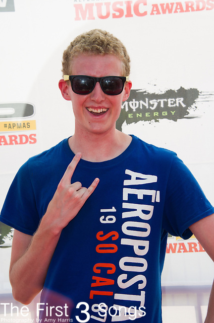 Bryan Stars attends the 2014 AP Music Awards at the Rock And Roll Hall Of Fame and Museum at North Coast Harbor in Cleveland, Ohio.