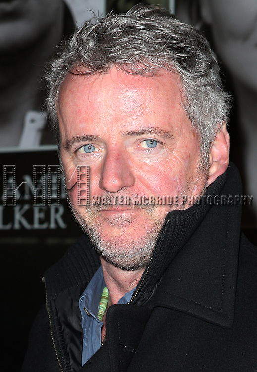 Aidan Quinn attending the Broadway Opening Night Performance of 'Cat On A Hot Tin Roof' at the Richard Rodgers Theatre in New York City on 1/17/2013