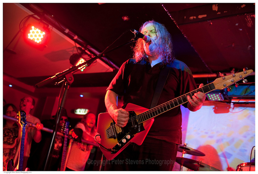 The Bevis Frond - Live at The 229 Club, London on 19th November 2011.