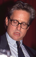 Michael Douglas 1993 by Jonathan Green