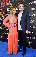 "LOS ANGELES - JULY 08: Tracey Kurland and Executive Producer Trevor Engelson attend the Red Carpet Event for FX's ""Snowfall"" Season Three Premiere Screening at USC Bovard Auditorium on July 8, 2019 in Los Angeles, California. (Photo by Frank Micelotta/PictureGroup)"