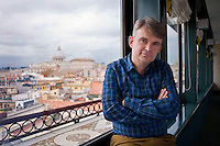 Lo scrittore John Dickie e autore di vari libri sulla mafia e in particolare sulla rappresentazione del Sud Italia.<br /> British author, historian and academic, John Dickie is specialises in Italy and Professor of Italian Studies at University College London.