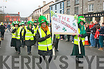 Castleisland St Patrick's Day parade on Monday