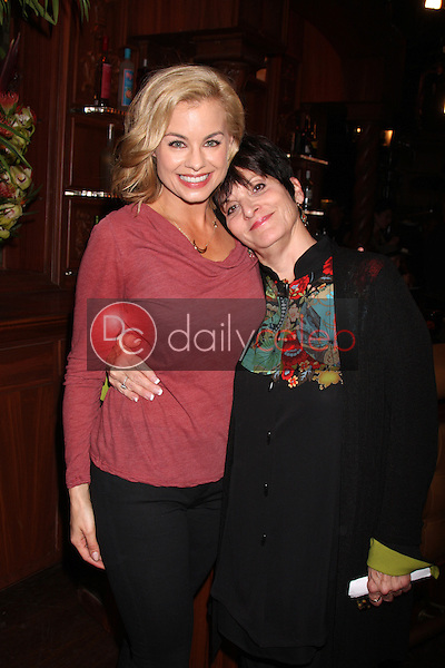 Jessica Collins, Jill Farren Phelps<br />