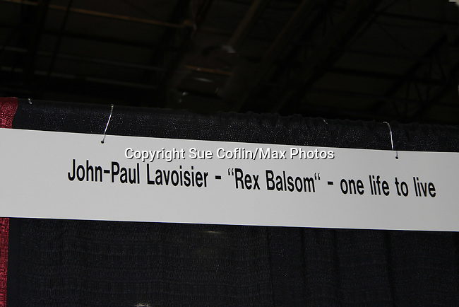 One Life To Live John-Paul Lavoisier at the 8th Annual Connecticut Women's Expo presented by Comcast on September 11 & 12, 2010 at the Connecticut Expo Center, Hartford, Connecticut. (Photo by Sue Coflin/Max Photos)