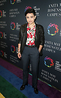 LOS ANGELES, CA -APRIL 7: Bex Taylor-Klaus, at Grand Opening Of The Los Angeles LGBT Center's Anita May Rosenstein Campus at Anita May Rosenstein Campus in Los Angeles, California on April 7, 2019.<br /> CAP/MPIFS<br /> ©MPIFS/Capital Pictures