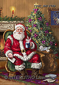 Marcello, CHRISTMAS SANTA, SNOWMAN, WEIHNACHTSMÄNNER, SCHNEEMÄNNER, PAPÁ NOEL, MUÑECOS DE NIEVE, paintings+++++,ITMCXM1476B,#X#