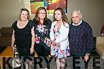 Enjoying the Irish Wheelchair Association Summer Party at Ballyroe Heights on Sunday were Mary Hickey, Lisa Hickey,  Katelynn Murphy, Andrew Hickey