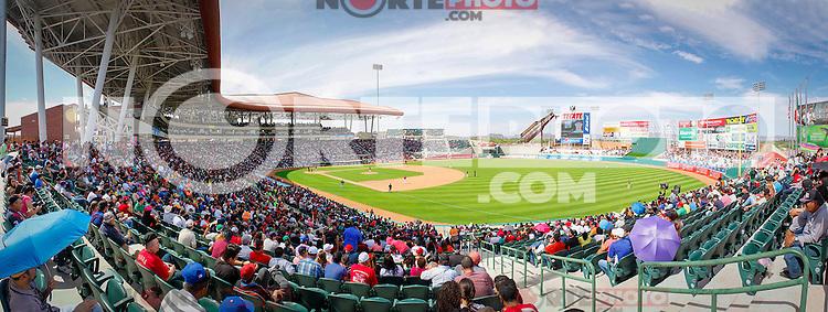 Estadio Sonora, casa oficial de los Naranjeros de Hermosillo.<br /> Hermosillo Sonora Meixo<br /> © JS/NortePhoto