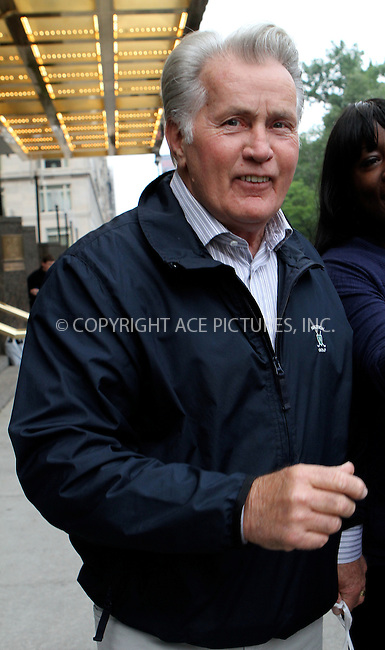 WWW.ACEPIXS.COM . . . . .  ....May 10 2012, New York City....Actor Martin Sheen walks on the Upper West Side on May 9 2012 in New York City....Please byline: NANCY RIVERA- ACEPIXS.COM.... *** ***..Ace Pictures, Inc:  ..Tel: 646 769 0430..e-mail: info@acepixs.com..web: http://www.acepixs.com