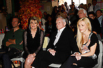 Thomas Jane, Lois Lee, Crystal Harris and Hugh Hefner at a ceremony where Hugh Hefner receives first founder's 'Hero of the Hearts' award from Children of the Night on November 18, 2010 in Van Nuys, Los Angeles, California.