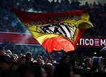 Atletico de Madrid's flag during La Liga match. Mar 07, 2020. (ALTERPHOTOS/Manu R.B.)